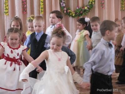 Дни рождения детей, музыкальный досуг в детском саду
