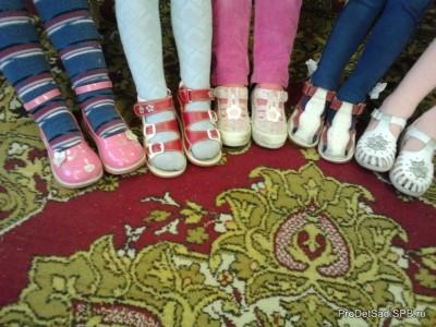Советы про детскую обувь