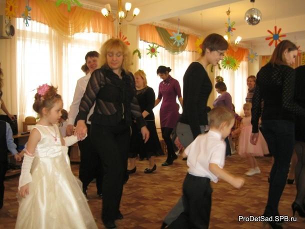 танец игра с мамами