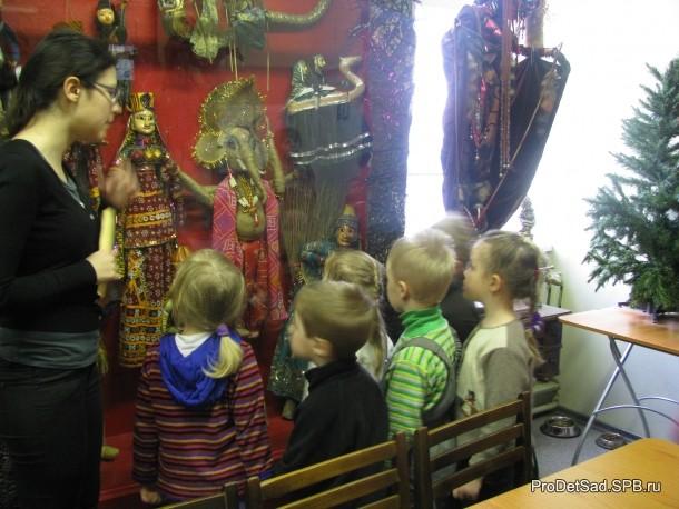 куклы из Индии