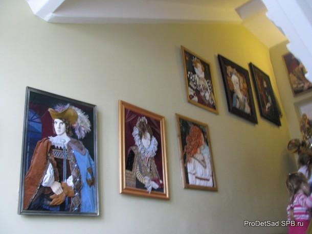 портреты кукол в музее кукол