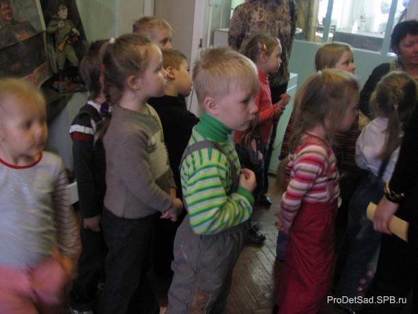 8 группа в музее кукол