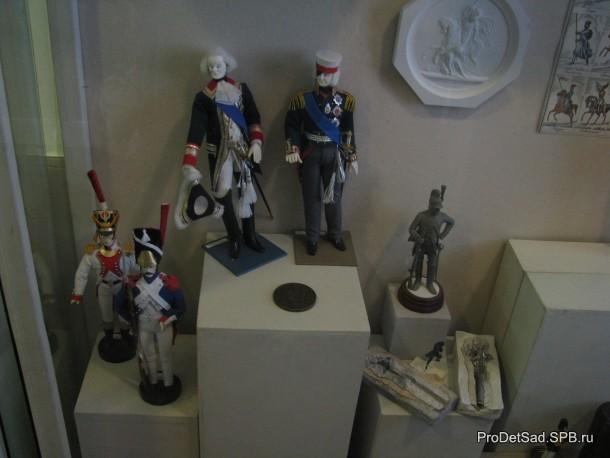 Фельдмаршал Кутузов в музее кукол