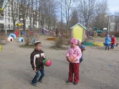 Детский сад каждый день! Стихи и фото