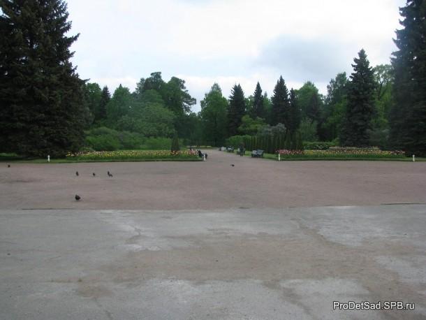 парк нижний
