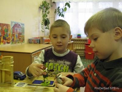 Валеология в детском саду, планирование