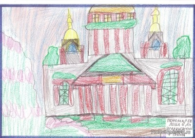 Рисование со старшими дошкольниками, планирование