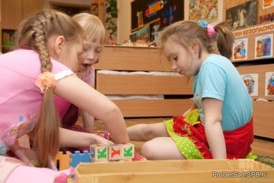 Игры: Никитина, Кюизенера, Дьенеша со старшими дошкольниками