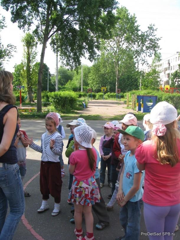дети на улице