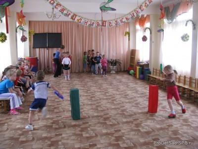 Спортивный досуг для детей старшего дошкольного возраста