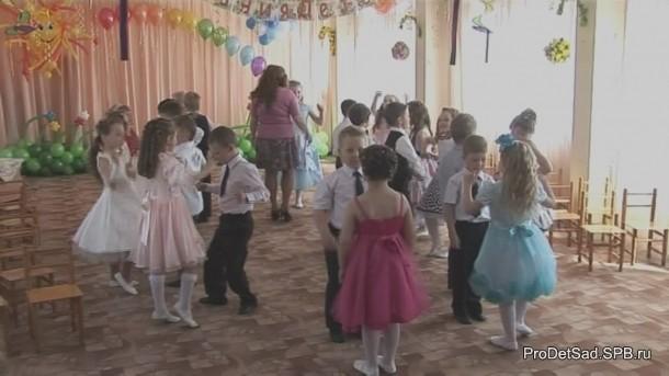 танец в кругу