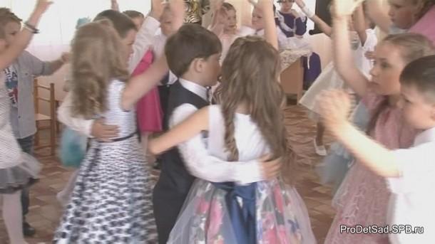 Маленькая страна - танец
