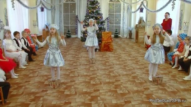 танец часов