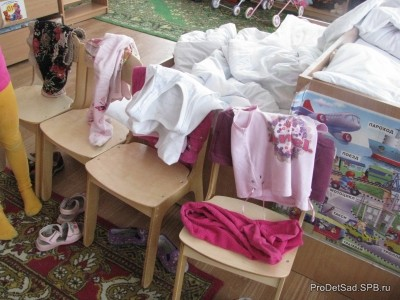 Загадки про одежду для работы с детьми дошкольного возраста