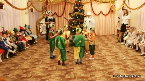 гномы танцуют сложками