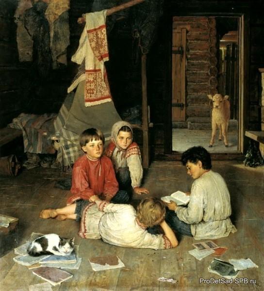 Богданов - Бельский Новая сказка