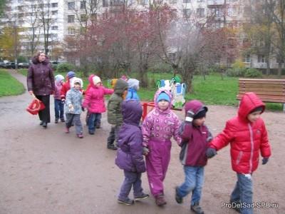 ПДД - возрастные особенности поведения дошкольника на улице