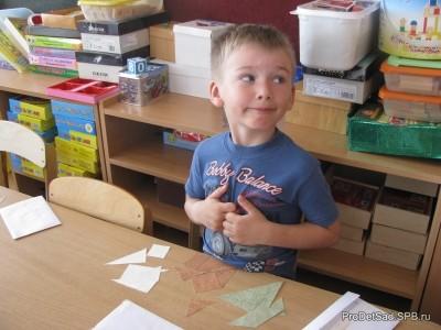 Развивающие игры в жизни дошкольников - консультация для родителей