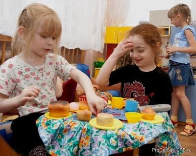 Игровая деятельность с дошкольниками в условиях ФГТ- доклад