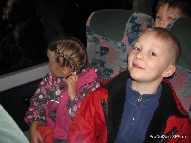 дети в автобусе 1