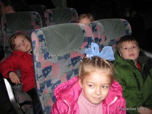 дети в автобусе 3