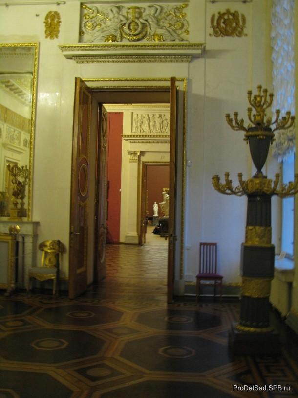 открытые двери музея