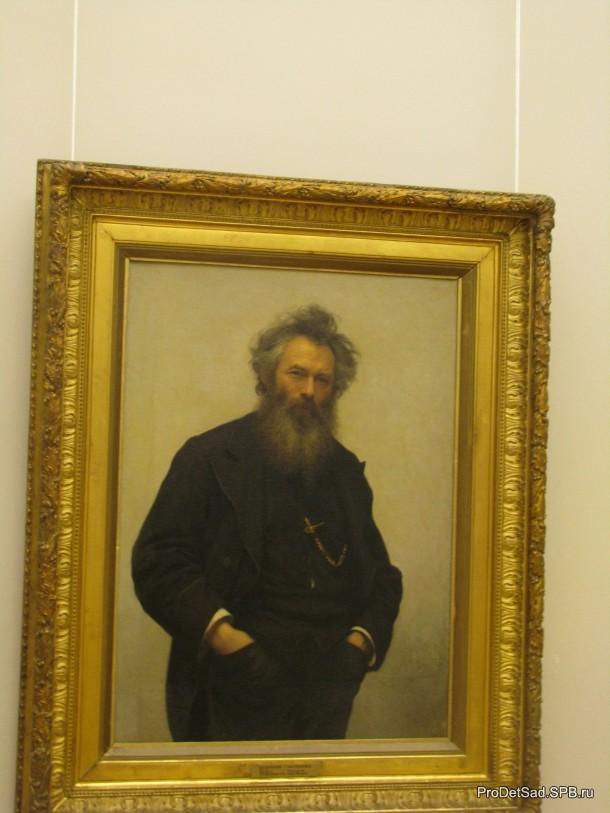 Шишкин портрет