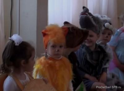 Театрализованная деятельность с младшими дошкольниками в условиях ФГТ