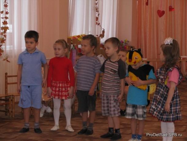 Дети рассказывают пословицы о мамах
