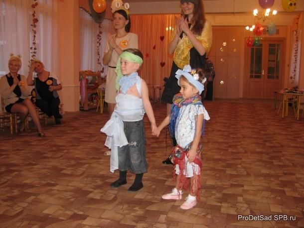 конкурс детских костюмов
