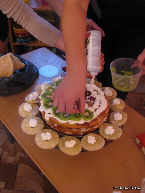 Торт пчелок