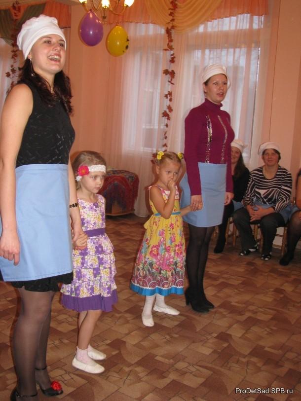 Детские прически на конкурсе
