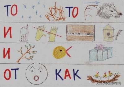 Стихотворение про весну для малышей - мнемотехника с дошкольниками