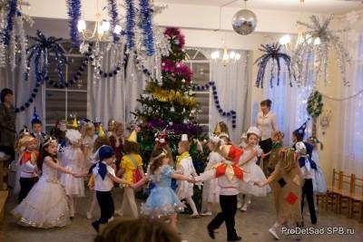 Сказка Новогодняя для постановки в детском саду - старшие дошкольники