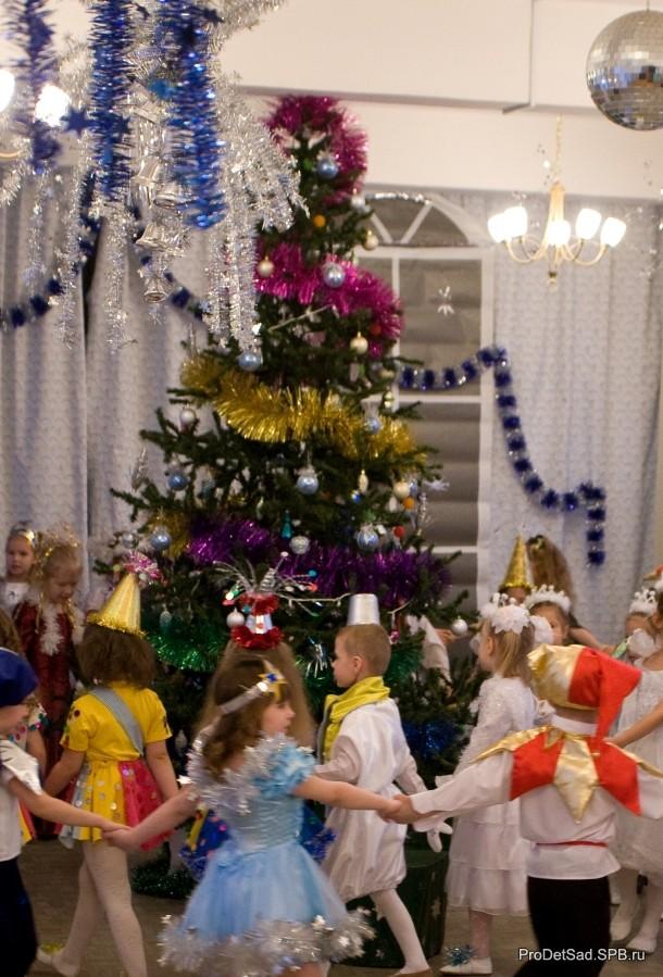 Стишок про новогоднюю елку