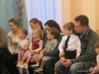 Проектная деятельность с дошкольниками - Проект - Мама - вторая младшая группа