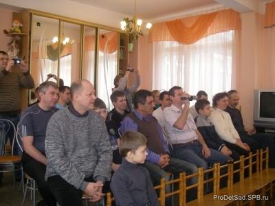 Интеграция деятельности педагогов на празднике к 23 февраля