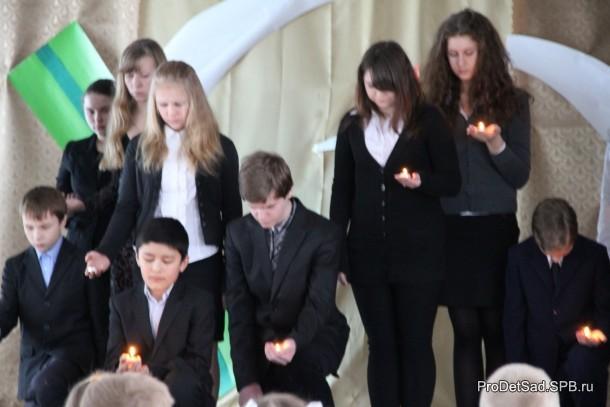 школьники о войне и блокаде