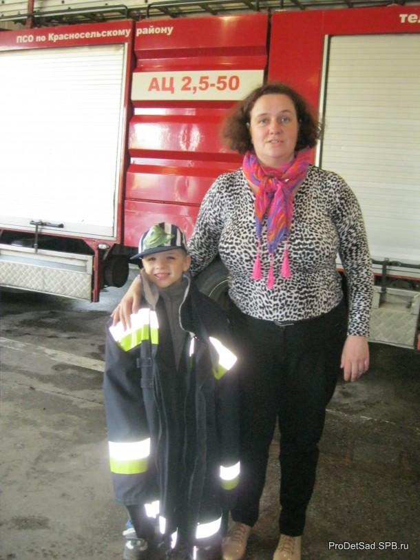 Буду пожарным