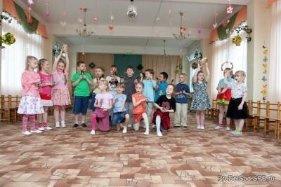 Оркестр на детском празднике - стихотворение