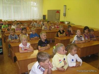 Проектная деятельность с дошкольниками - Мы  - будущие ученики