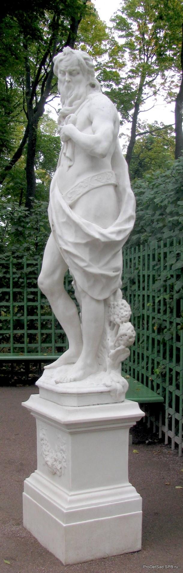 скульптура Закат в Летнем саду