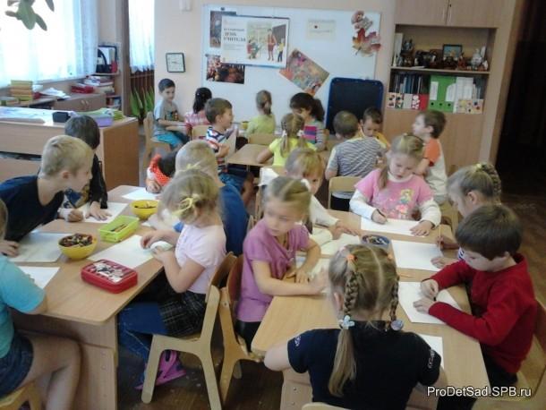 Дети рисуют музыкальные инструменты