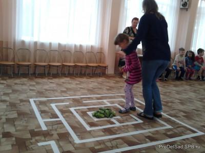 Конспект интегрированного занятия - старшие дошкольники - тема - осень