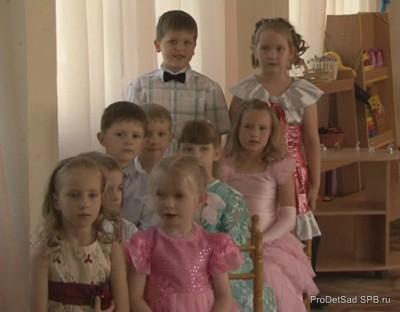 Стихи для Выпускного праздника  в детском саду - номинации для детей