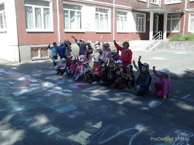 День России - проект с дошкольниками