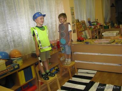 Викторина по ПДД для дошкольников