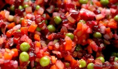 Сказка Овощная  в стихах - сценка для осеннего праздника