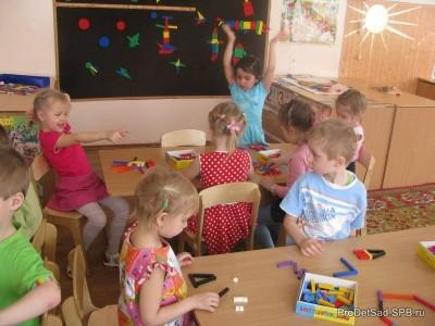 12 апреля - День Космонавтики в детском саду