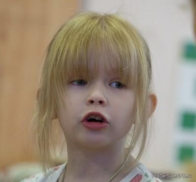 Сосание пальца - причина неправильного  прикуса у детей дошкольников